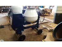 Belle Premier 100XT diesel concrete mixer