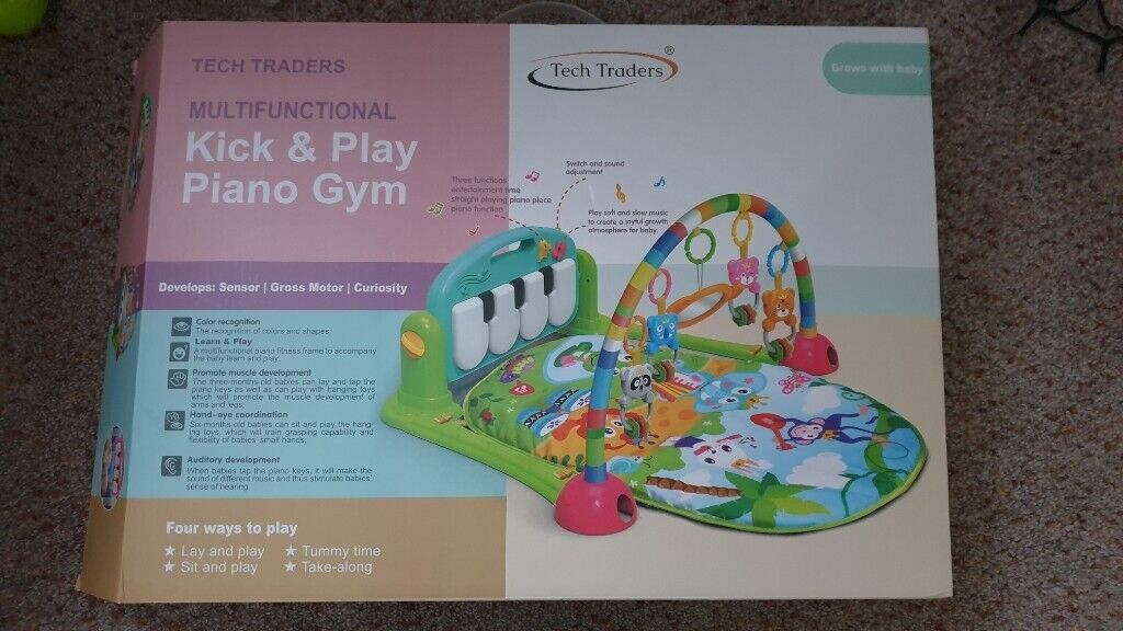 Kick & Play Piano Gym for babys | in Dundee | Gumtree