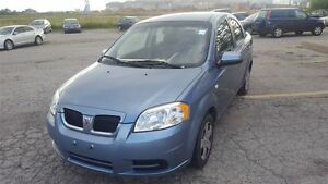2007 Pontiac WAVE Base