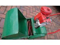 Traditional Petrol Lawn mower