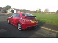 2008 Milano Red Honda Civic Type R GT 25k miles Excellent Condition
