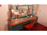 Hand painted dressing table by **Cepelia Art**