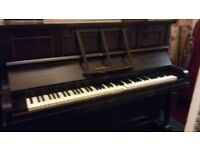 upright piano FREE TO COLLECTOR