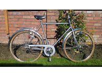 Peugeot Town Bike - 1970s Beautiful !!