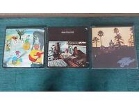 The Band, CSN, Eagles albums