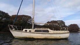 Nova 27ft yacht project