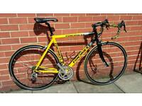 Stunning Italian Fondriest Road Bike with Campagnolo Mirage Groupset