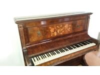 upright piano Archibald Ramsden Ltd London needs tuning £20 pick up only
