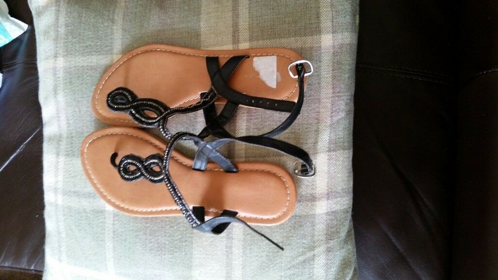 9ce71b591949bf Brand new leather dressy beach sandals 6