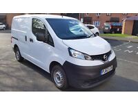 NISSAN NV200 SE DCI - LOW MILEAGE, EURO 5, 5 SEATER, EXCELLENT CONDITION NEW MOT,