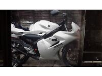 Tzr 50 m.o.t taxed ,running order needs tweeting open to sensible offers