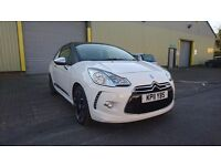 THIS WEEKEND ONLY 2011 CITROEN DS3 1.6 PETROL DSTYLED, ONLY 57,000 MILES, FULL HISTORY,