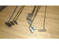 Ping G5 full set woods and irons