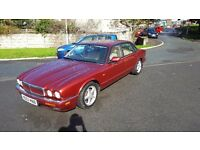 Swap or sell my jaguar xj6 burgundy in colour stunning come 12 maths mot