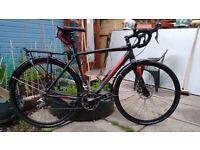 Saracen Hack 2 56cm Frame Touring/ Commuting bike