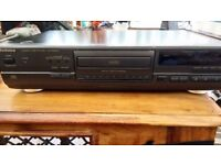Vintage Technics Compact CD Player SL PG58AE-K excellent working condition