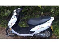 Peugeot V clic 50cc 4 stroke