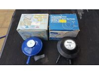 Camping gas regulators