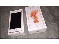 IPhone 6s Gold 16gb on Vodafone