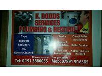 Heating/plumbing