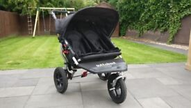 Out n About Nipper 360 Double Buggy