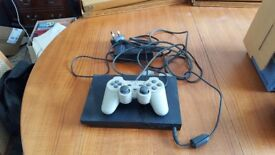 Playstation 2 with Controller And Power