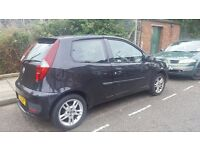 Black Fiat Punto for SALE