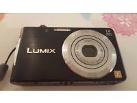 Panasonic Lumix DMC-FS16 compact digital camera