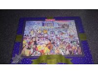 4 x Jigsaw/Puzzle Limited Edition