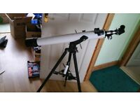 pathescope astronomical telescope