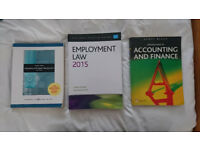 2015 Employment Law Guide + Accounting & Finance and Operations Supply Chain Management Study Guides