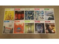 ICON Design Architecture & Culture Magazine Bundle