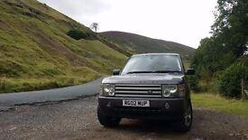 Land Rover Range Rover Vogue 3.0 TD6 2002 Diesel 5dr