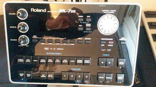 Roland BK-7m Backing Module | in Insch, Aberdeenshire | Gumtree