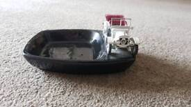 Novelty plate miniature car