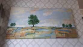 Next Canvas wall art picture statement piece
