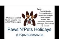 Paws'N'Pets Holidays