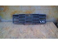 Rover p6 grille
