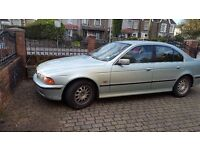 BMW AUTOMATIC 2L Petrol Spare or Repair