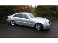 Mercedes Benz E280 cdi V6 Face lift model may p/x or swap
