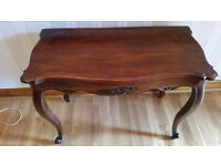 Mahogany Handmade Table