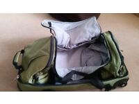 Travelpro 30 inches Drop Bottom Rolling Duffel - very good condition (like new, used only 2 times)
