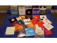 """Over 300 House Music Vinyl Records Collection, Job Lot, Dance Music 12"""""""