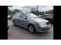 Skoda Fabia 1.4 TDI Estate DIESEL - Other vehicles available.