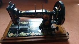 Singer Sewing Machine 48k