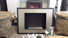 Fireplace Bio Ethanol BioFireplace + extras