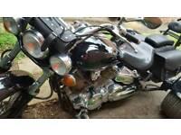 Motorcycle trike xv11oo