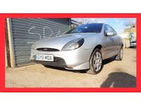 CHEAP ----- Ford Puma 1.7 Coupe ----- MOT January 2017 --- 89000 Miles- Puma alternate4 focus fiesta