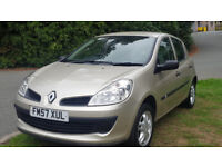 Exceptional Renault Clio Expression DCI 5 DR ( Diesel )
