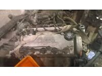 1999 honda civic 1.4 engine complete with everything attached